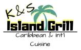 K&S Island Grill Logo
